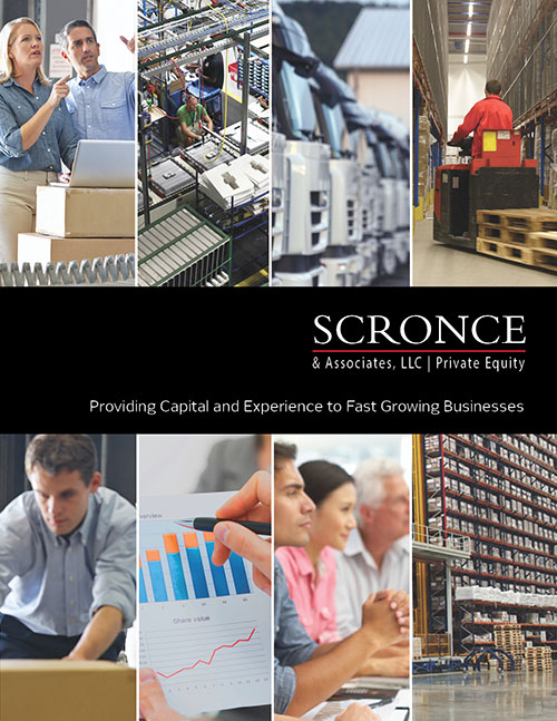 Scronce & Associates, LLC  Company Overview Brochure