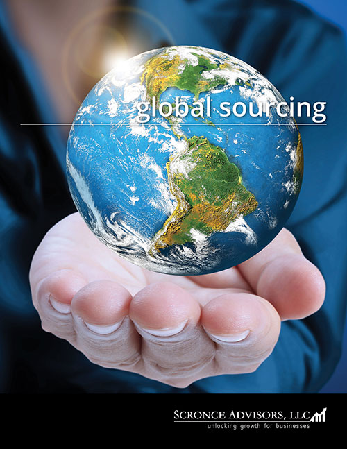 Scronce Advisors, LLC Global Sourcing Overview Brochure
